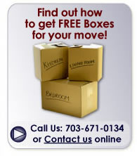 get free boxes with your next move